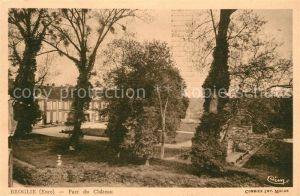 AK / Ansichtskarte Broglie Parc du Chateau Kat. Broglie