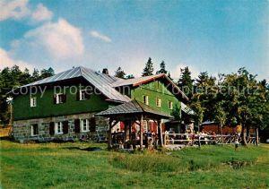 AK / Ansichtskarte Seehaus Fichtelgebirge Gasthaus Kat. Troestau