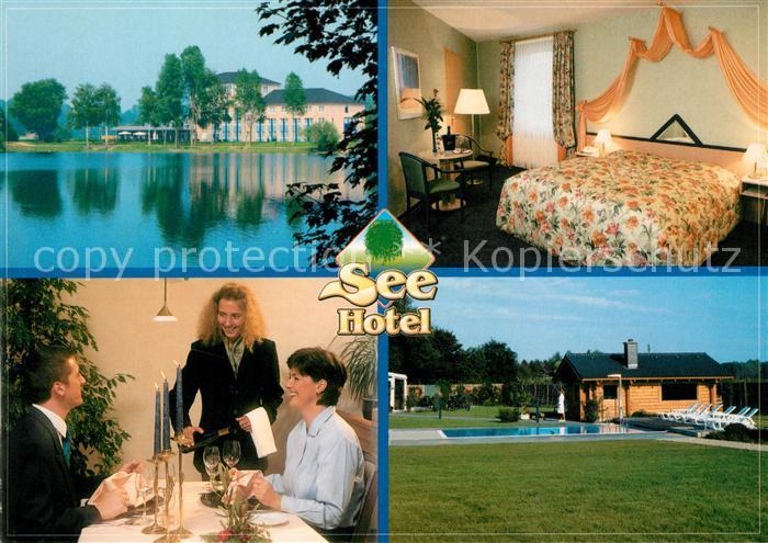 AK / Ansichtskarte Geldern See Hotel Kat. Geldern