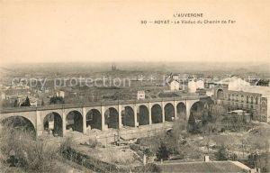 AK / Ansichtskarte Royat Puy de Dome Viaduc du Chemin de Fer Kat. Royat