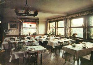 AK / Ansichtskarte La Petite Pierre Hotel Restaurant Aux 3 Roses Kat. Luetzelstein