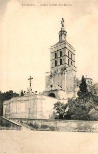 AK / Ansichtskarte Avignon Vaucluse Notre Dame des Doms Kat. Avignon