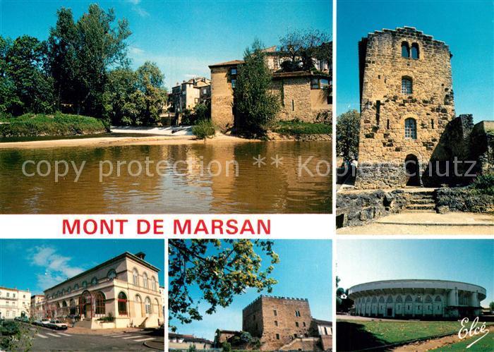 ak mont de marsan le cercle militaire nr 7189048 oldthing ansichtskarten europa belgien