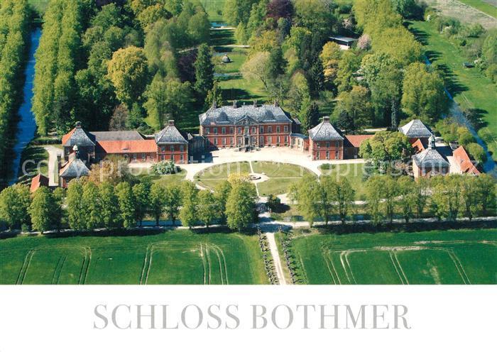 AK / Ansichtskarte Kluetz Schloss Bothmer  Kat. Kluetz