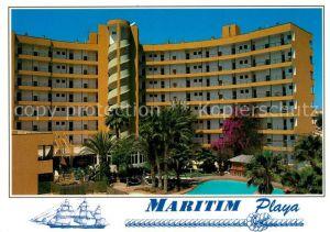 AK / Ansichtskarte Playa del Ingles Gran Canaria Maritim Playa Hotel Kat. San Bartolome de Tirajana