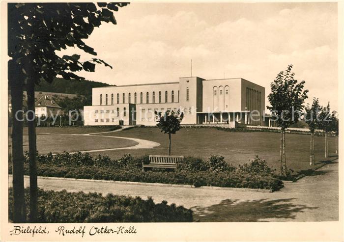 AK / Ansichtskarte Bielefeld Rudolf Oetker Halle Kat. Bielefeld
