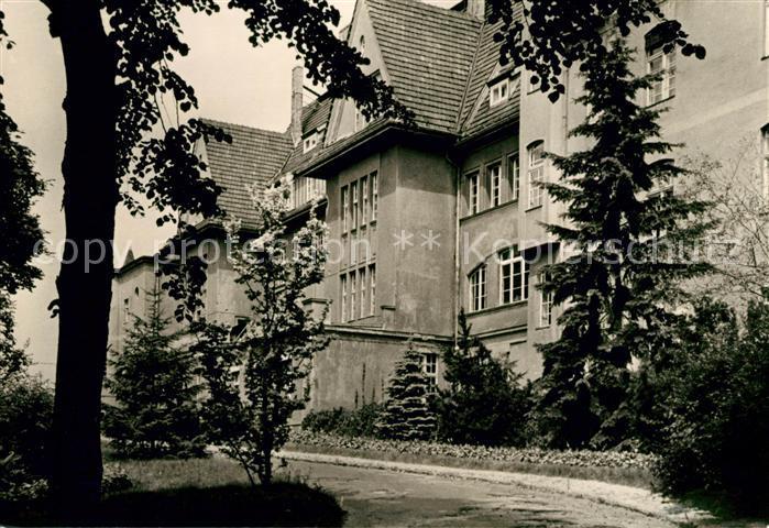 AK / Ansichtskarte Woltersdorf Erkner Haus Gottesfriede Kat. Woltersdorf Erkner