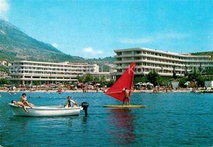 AK / Ansichtskarte Cavtat Dalmatien Hotel Albatros Kat. Kroatien