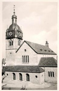 AK / Ansichtskarte Rheinbach Pfarrkirche Kat. Rheinbach