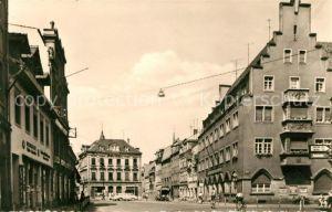 AK / Ansichtskarte Crimmitschau Silberstrasse und Herrengasse Kat. Crimmitschau