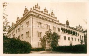 AK / Ansichtskarte Litomysl Zamek Schloss Kat. Leitomischl
