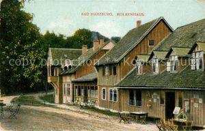 AK / Ansichtskarte Bad Harzburg Molkenhaus Kat. Bad Harzburg