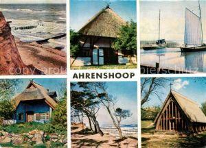 AK / Ansichtskarte Ahrenshoop Ostseebad  Kat. Ahrenshoop