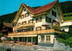 AK / Ansichtskarte Beatenberg Hotel Favorita Kat. Beatenberg