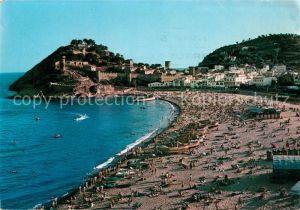 AK / Ansichtskarte Tossa de Mar Playa vista general Kat. Costa Brava