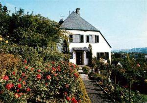 AK / Ansichtskarte Bad Honnef Wohnhaus Garten Konrad Adenauer Kat. Bad Honnef