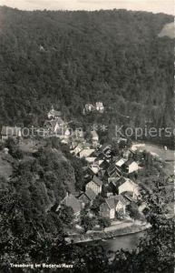 AK / Ansichtskarte Treseburg Harz im Bodetal Kat. Treseburg