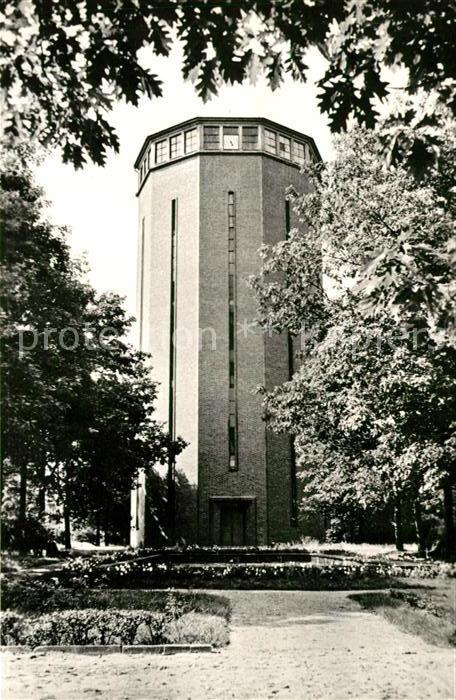 AK / Ansichtskarte Weisswasser Oberlausitz Wasserturm Kat. Weisswasser