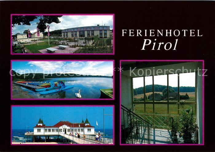 AK / Ansichtskarte Korswandt Ferienhotel Pirol Kat. Korswandt