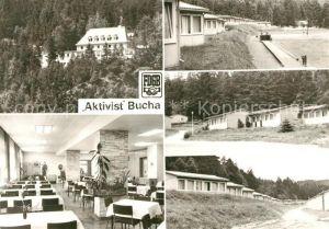 AK / Ansichtskarte Bucha Jena FDGB Erholungsheim Aktivist Kat. Bucha Jena