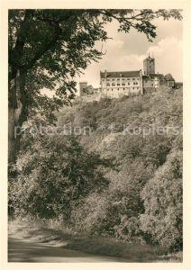 AK / Ansichtskarte Wartburg Eisenach Burg Kat. Eisenach