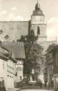 AK / Ansichtskarte Eisfeld Kirche Kat. Eisfeld
