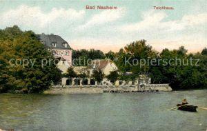 AK / Ansichtskarte Bad Nauheim Teichhaus Kat. Bad Nauheim