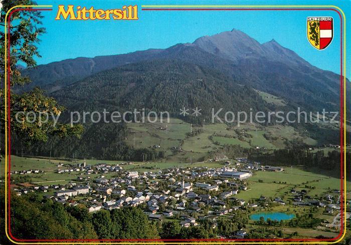 AK / Ansichtskarte Mittersill Oberpinzgau Fliegeraufnahme Kat. Mittersill