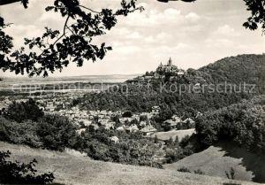 AK / Ansichtskarte Wernigerode Harz mit Schloss Kat. Wernigerode