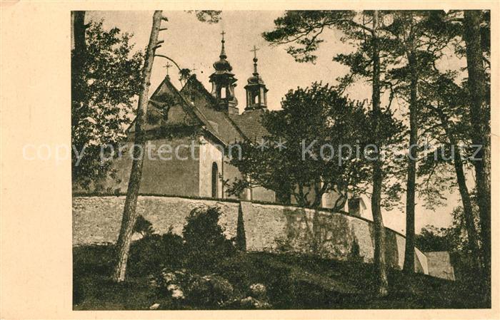 AK / Ansichtskarte Kielce Karczowka Kirche Kat. Kielce