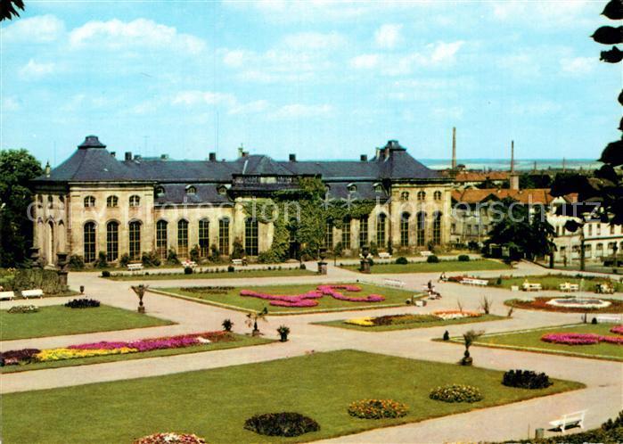 AK / Ansichtskarte Gotha Thueringen Orangerie  Kat. Gotha