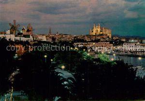 AK / Ansichtskarte Palma de Mallorca Catedral Kat. Palma de Mallorca