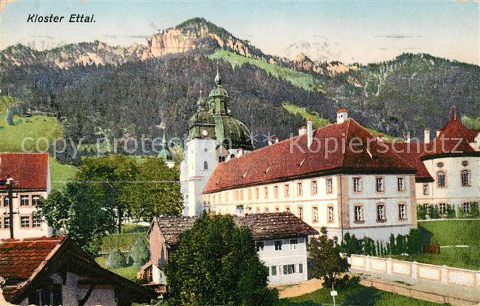AK / Ansichtskarte Ettal Kloster Kat. Ettal