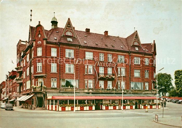 AK / Ansichtskarte Kolding Saxildhus Hotel og Restaurant Kat. Kolding