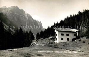 AK / Ansichtskarte Neustift Stubaital Tirol Alpwirtschaft Herzeben Pinnistal Kat. Neustift im Stubaital