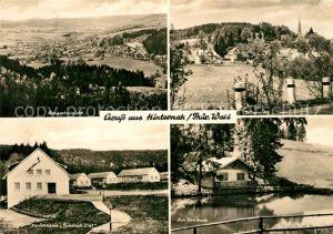 AK / Ansichtskarte Hinternah Panorama Ferienheim Friedrich List Kehlbach Kat. Nahetal Waldau