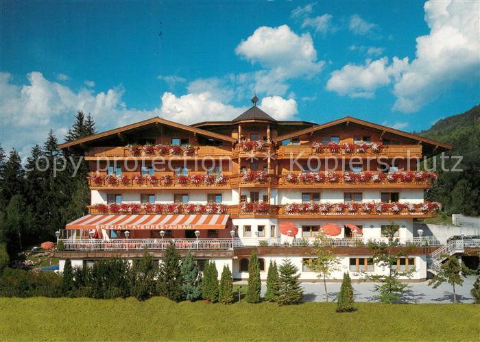 AK / Ansichtskarte St Johann Tirol Hotel Zinnkruegl Kat. St. Johann in Tirol
