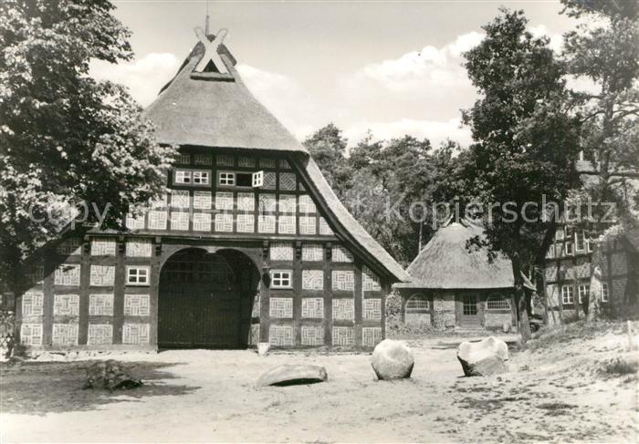 AK / Ansichtskarte Verden Aller Evangelischer Jugendhof Sachsenhain Kat. Verden (Aller)