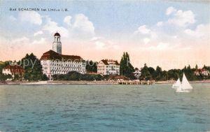 AK / Ansichtskarte Bad Schachen Lindau Hotel Bad Schachen Kat. Lindau (Bodensee)