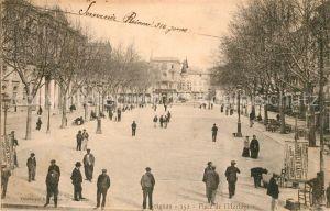 AK / Ansichtskarte Avignon Vaucluse Place de l Horloge Monument Kat. Avignon