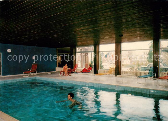 Ak ansichtskarte duerrheim bad kurhotel haenslehof for Schwimmbad bad durrheim