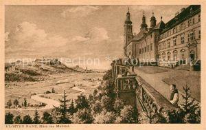AK / Ansichtskarte Kloster Banz Blick ins Maintal Kat. Bad Staffelstein