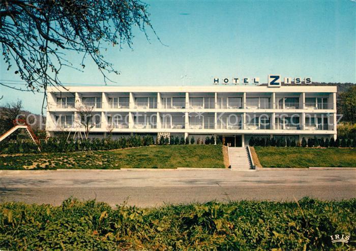 AK / Ansichtskarte Hyevre Paroisse Hotel Ziss Restaurant La Cremeillere Kat. Hyevre Paroisse