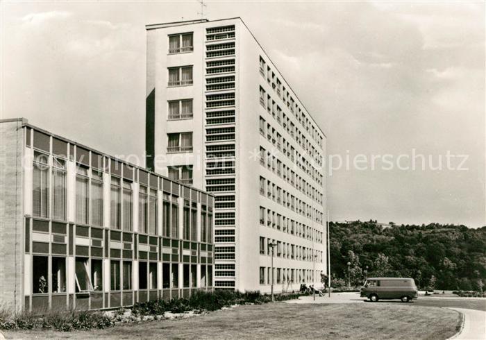 AK / Ansichtskarte Bad Sulza Wismut Sanatorium Kat. Bad Sulza