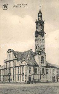 AK / Ansichtskarte Saint Trond Hotel de Ville Kat.