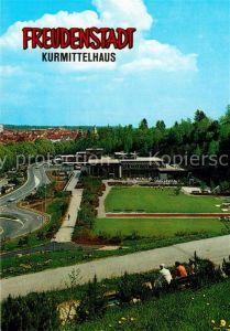 AK / Ansichtskarte Freudenstadt Kurmittelhaus Kat. Freudenstadt