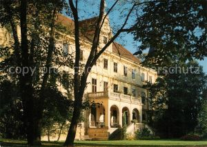 AK / Ansichtskarte Wels Bildungshaus Schloss Puchberg