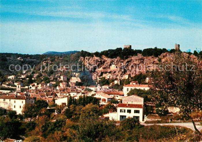 AK / Ansichtskarte Cotignac Un joli village varois Kat. Cotignac