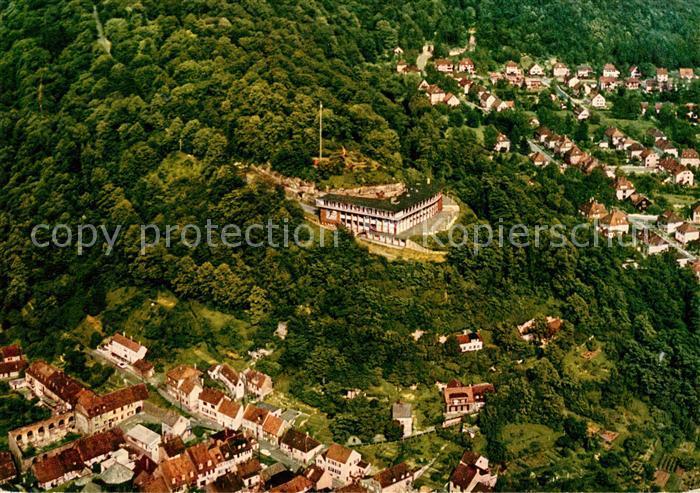 5ce68ac6bbe31c AK   Ansichtskarte Homburg Saar Schlossberg Hotel Kat. Homburg Nr ...