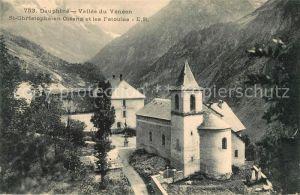 AK / Ansichtskarte Dauphine Vallee du Veneon St Christophe en Oisans Les Fetoules Kat. Grenoble